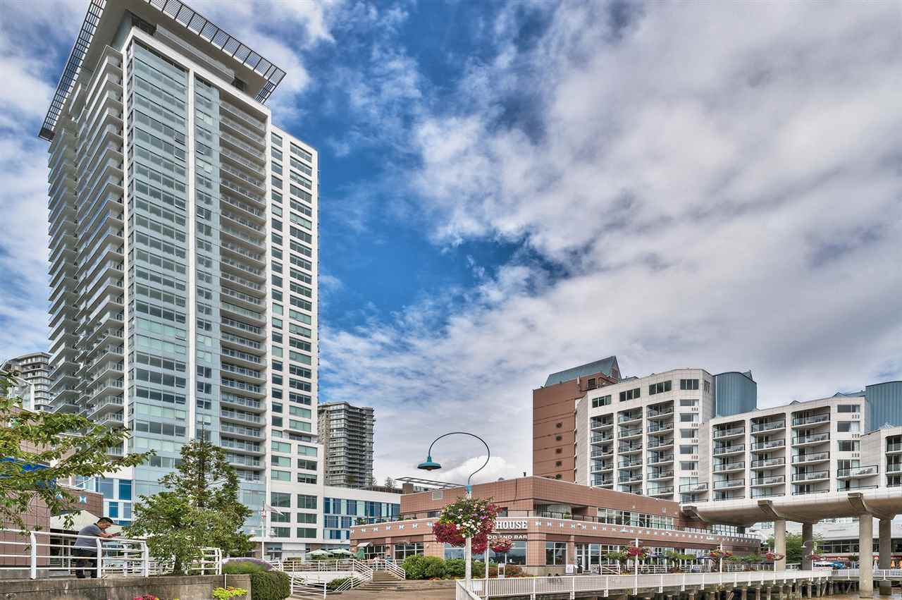 1201 908 QUAYSIDE DRIVE, 1 bed, 1 bath, at $498,000