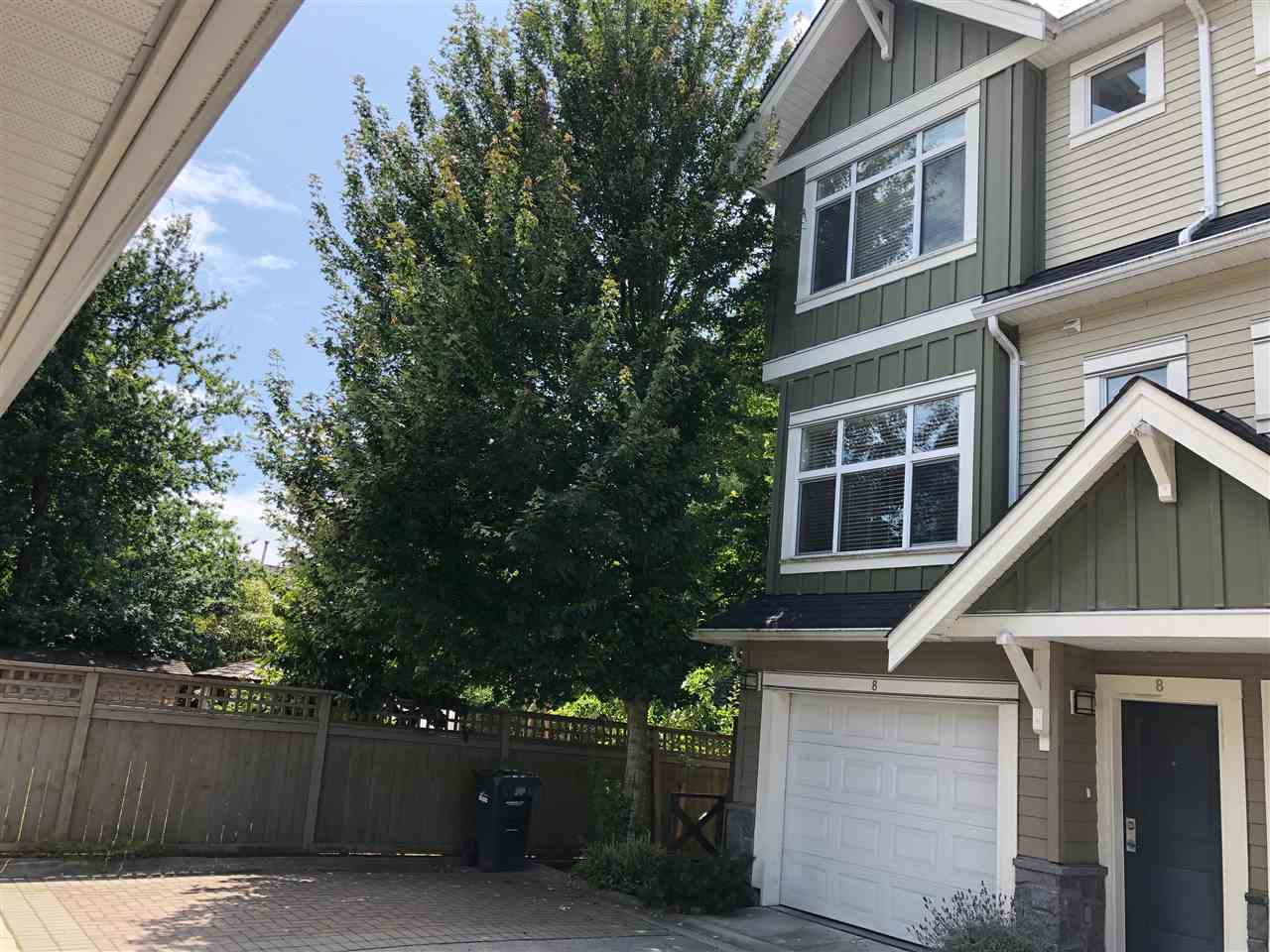 8 9888 KEEFER AVENUE, 3 bed, 3 bath, at $838,000
