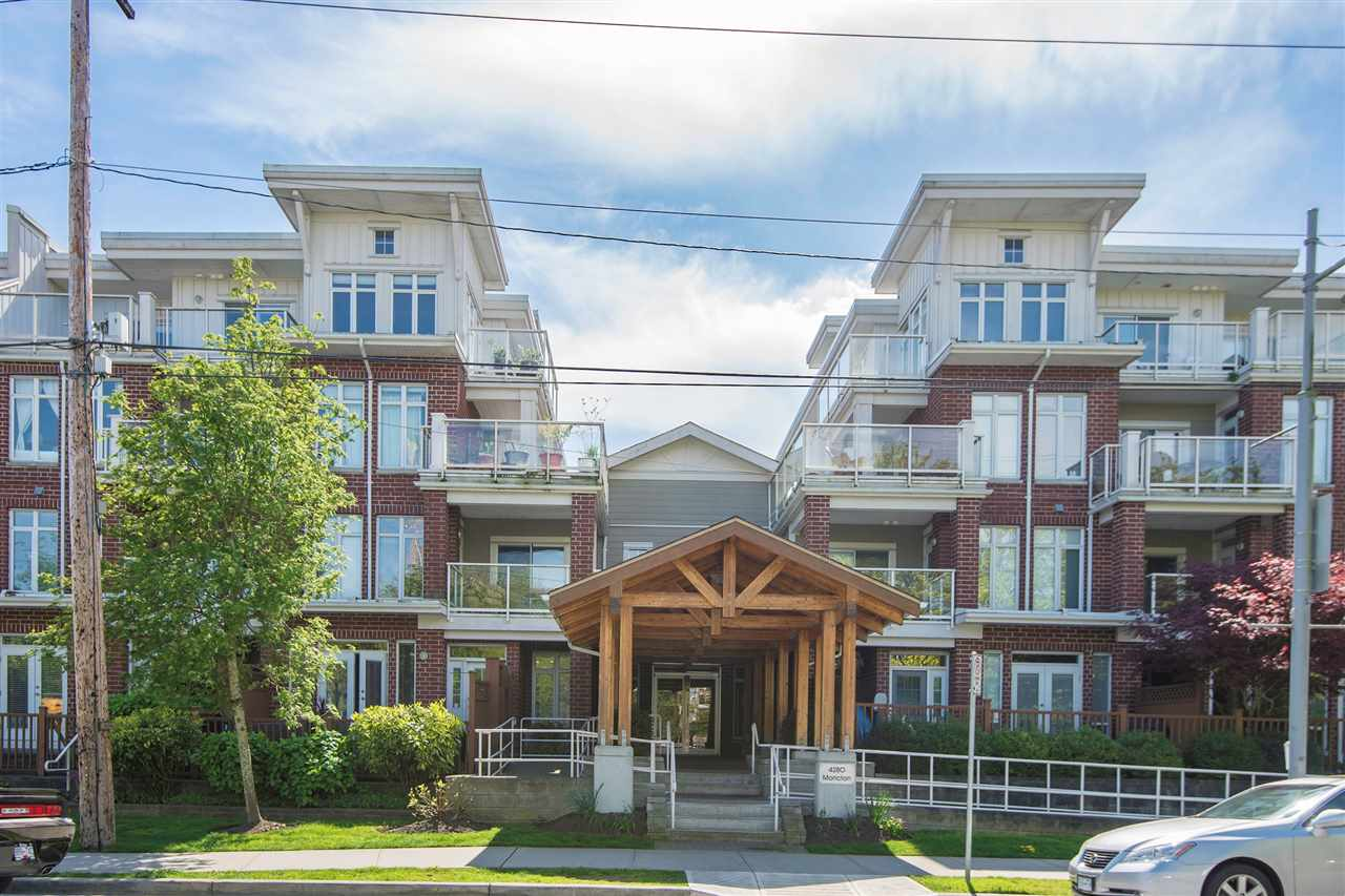 414 4280 MONCTON STREET, 2 bed, 2 bath, at $769,900