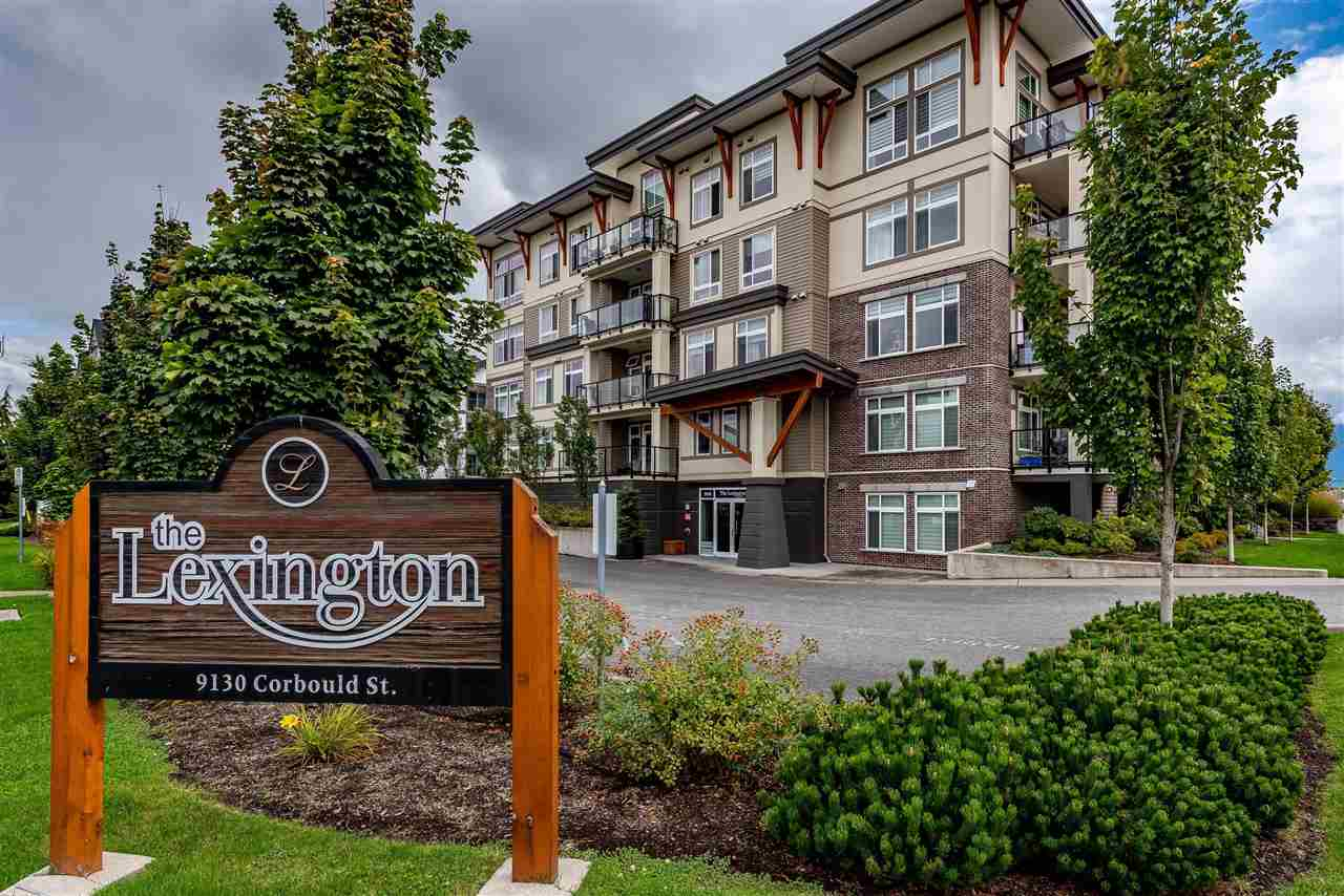 404 9130 CORBOULD STREET, 2 bed, 2 bath, at $364,500