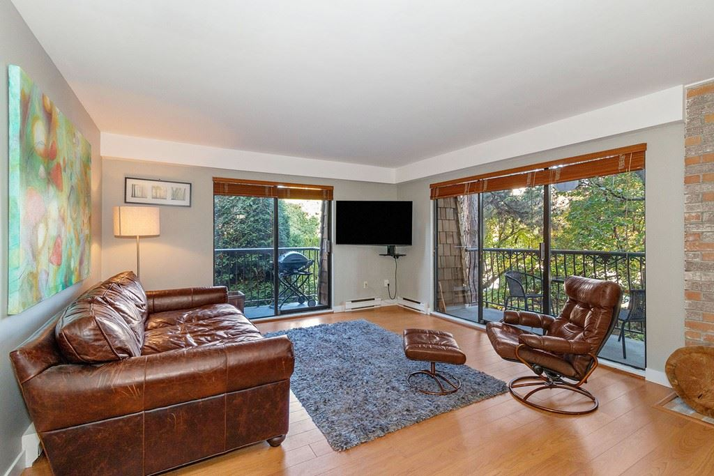 203 1721 ST. GEORGES AVENUE, 1 bed, 1 bath, at $449,000