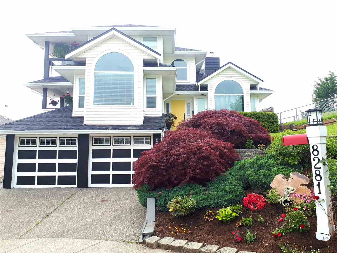 8281 BOWYER DRIVE, 5 bed, 4 bath, at $829,900