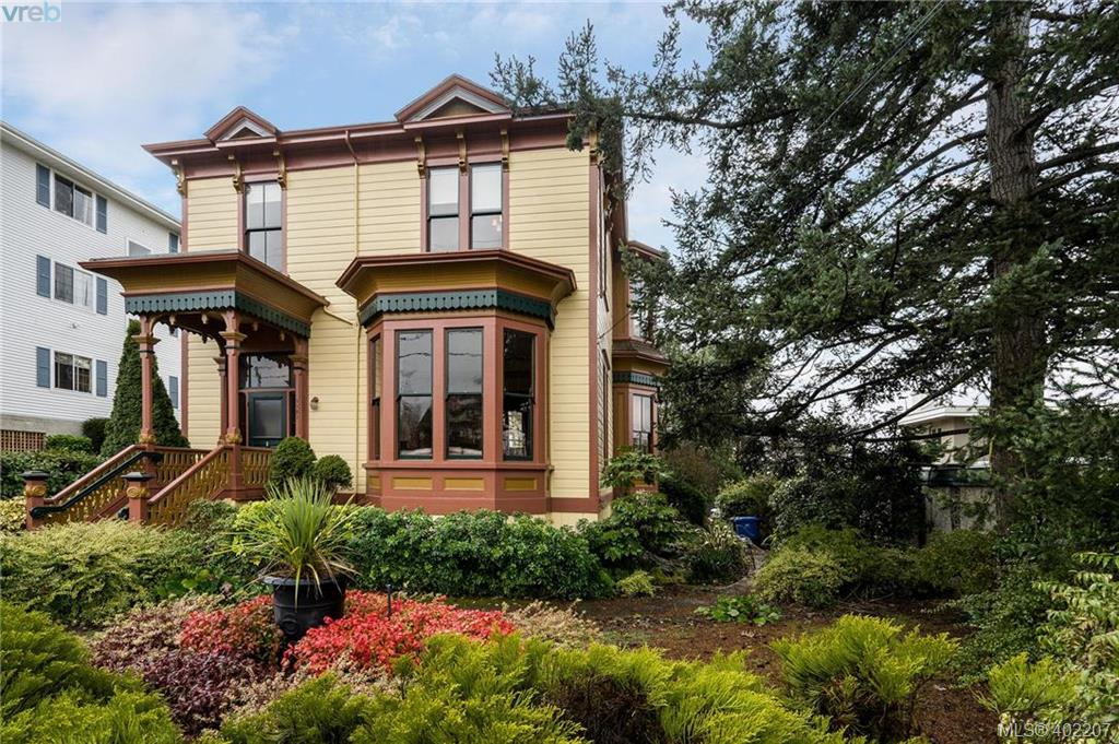 1161 Fort St, at $1,275,000