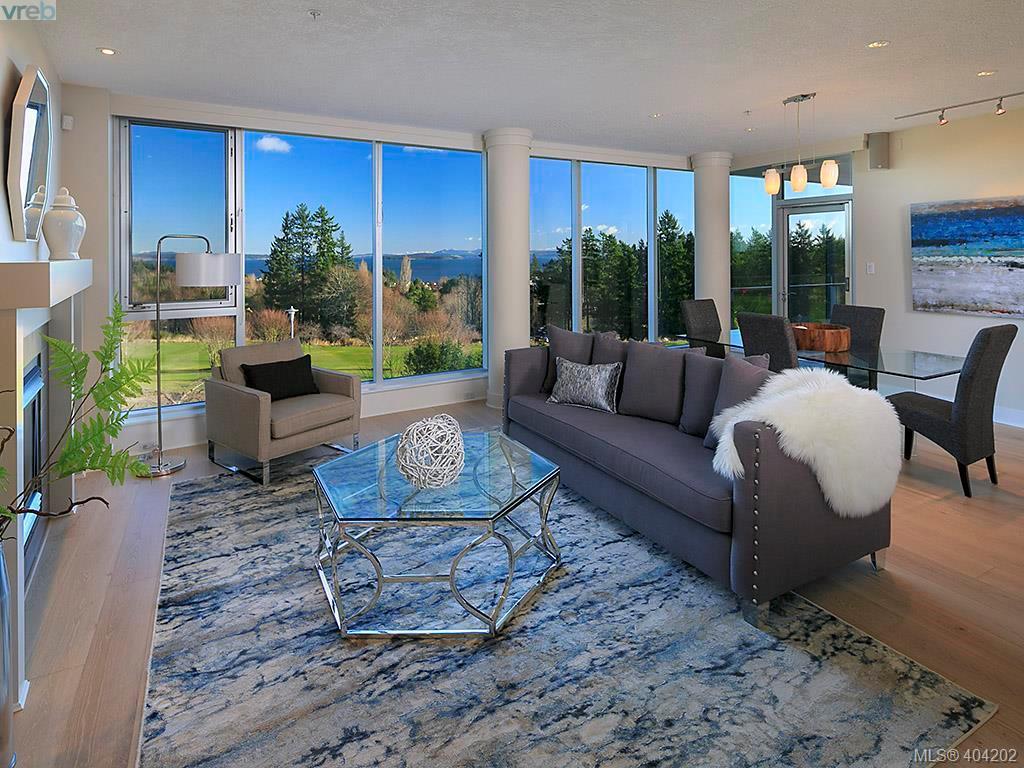 201 5316 Sayward Hill Cres, 2 bed, 2 bath, at $1,399,000