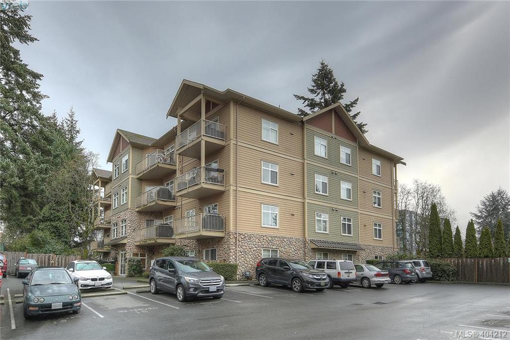 301 821 Goldstream Ave, 2 bed, 2 bath, at $340,000