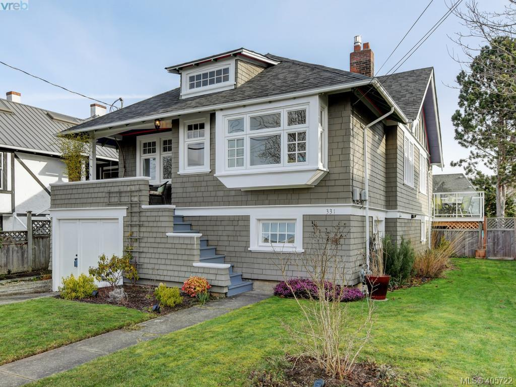 331 Robertson St, 3 bed, 2 bath, at $1,100,000