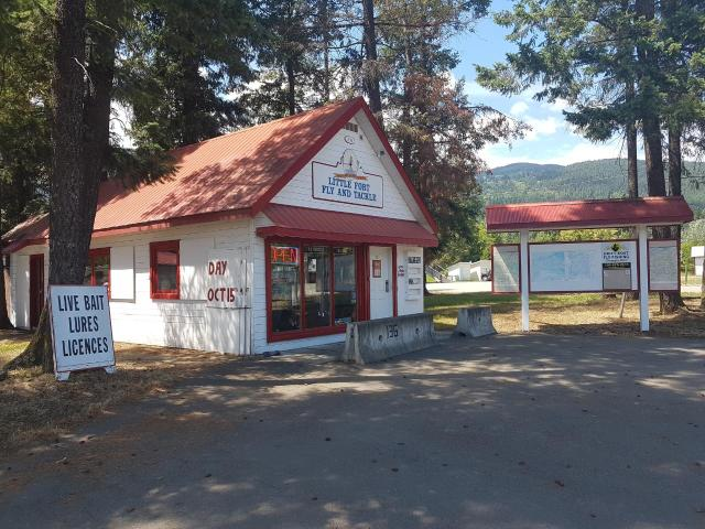 Retail Commercial Building and Land for Sale, MLS® # 152136