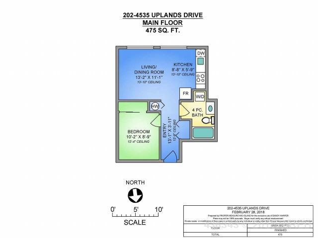 202 4535 Uplands Drive, Nanaimo, MLS® # 436343