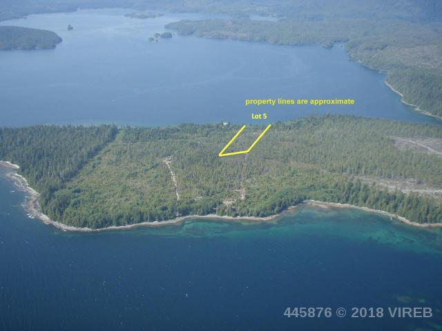 Lt 5 Lyall Point, Ucluelet, MLS® # 445876