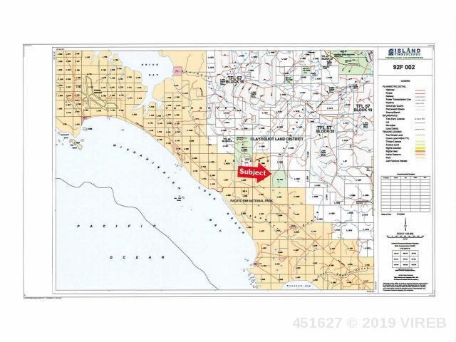 Dl 404 Alaska Pine (off) Road, Ucluelet, MLS® # 451627