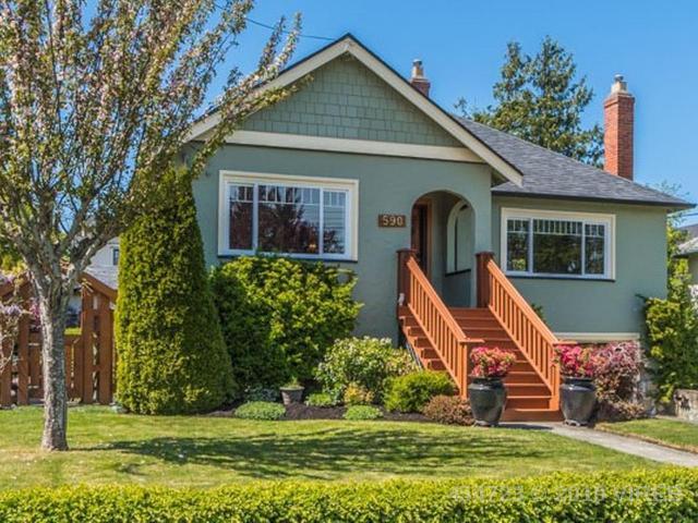 590 Monterey Avenue, Victoria, MLS® # 454723