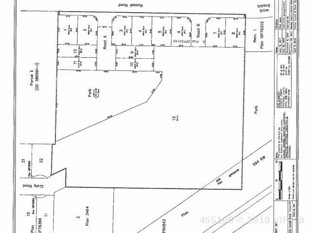 Lot 3 Russell Road, Ladysmith, MLS® # 455100