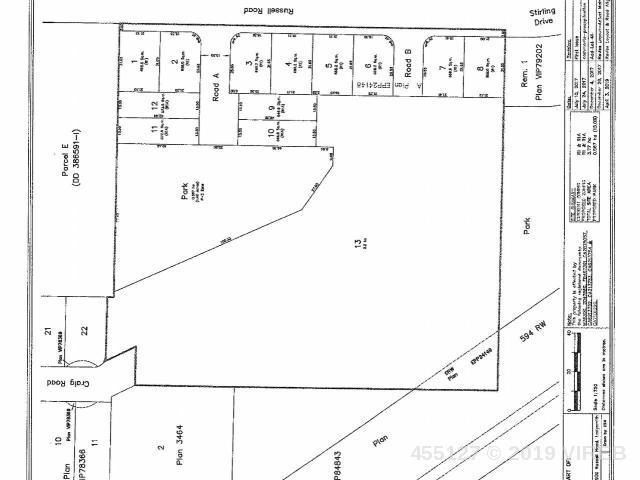 Lot 7 Russell Road, Ladysmith, MLS® # 455127