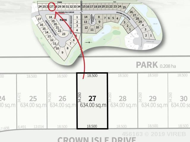 2745 Crown Isle Drive, Courtenay, MLS® # 456163