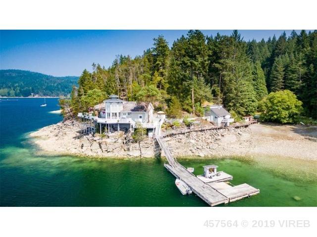 825 Gorge Harbour, Cortes Island, MLS® # 457564