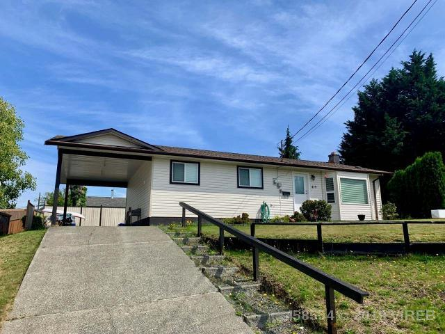 419 Sonora Cres, Campbell River, MLS® # 458554
