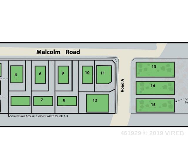 Lot 13 Malcolm Road, Chemainus, MLS® # 461929