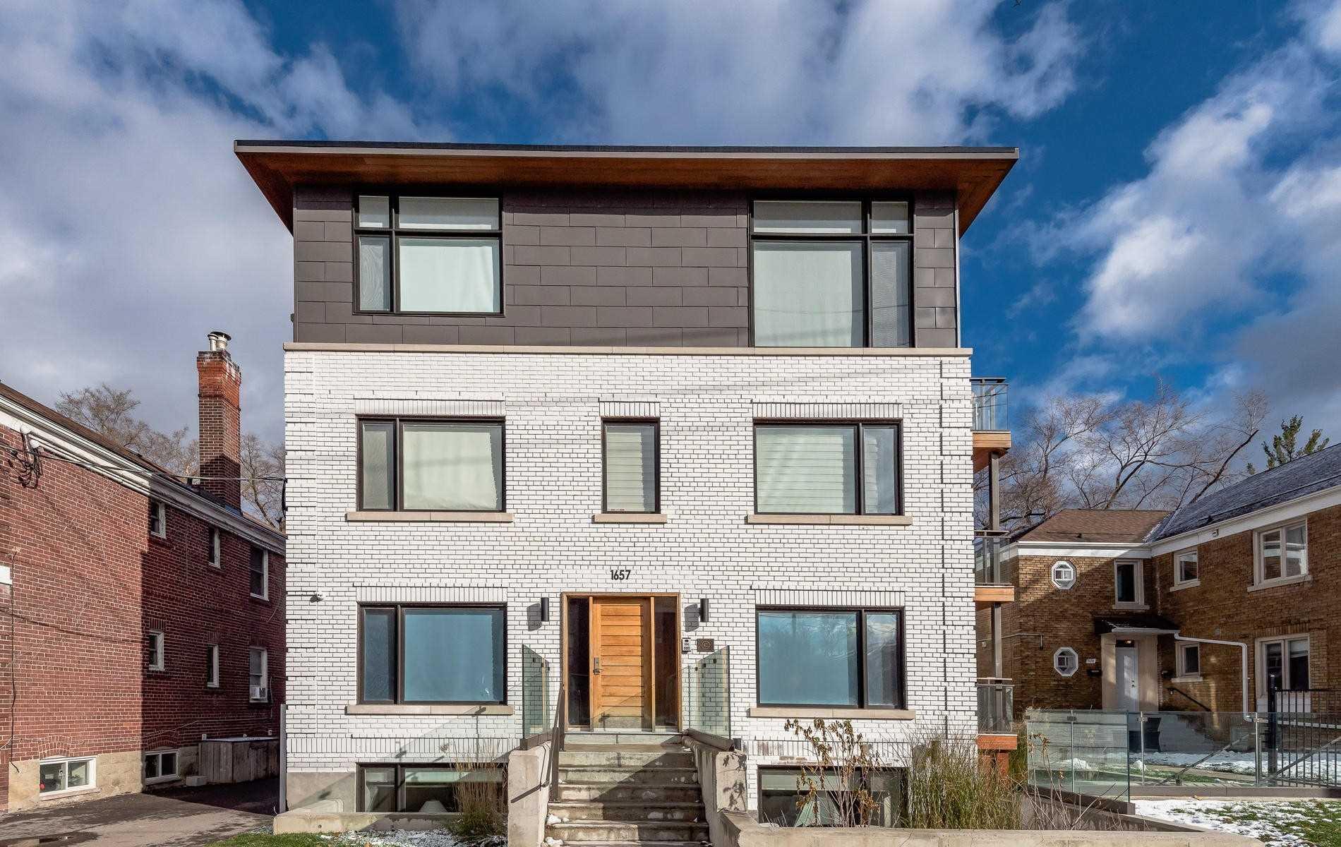 1657 Bathurst St, Toronto, MLS® # C4343816