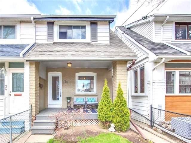 Real Estate Listing MLS E4124826