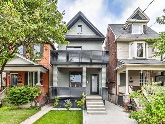 108 Garnet Ave, Toronto, MLS® # W4153409