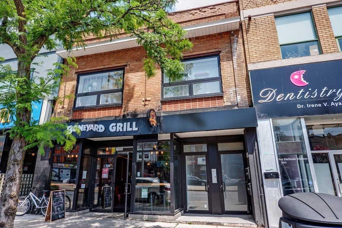 1216 St. Clair Ave W, Toronto, MLS® # W4609129