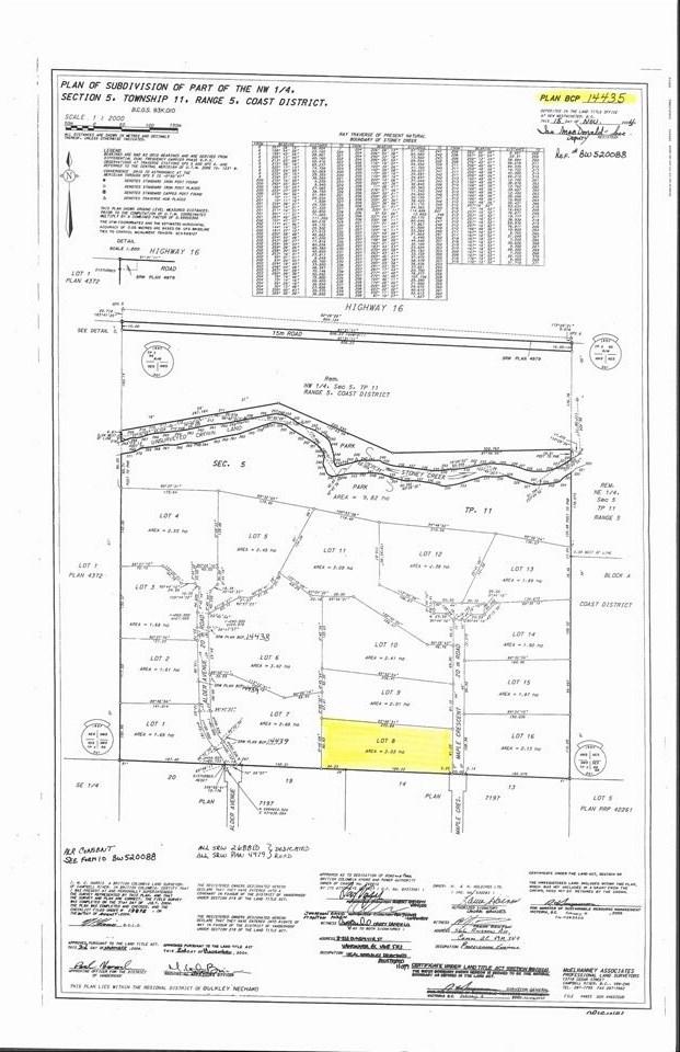 1521 Maple Crescent, Vanderhoof, MLS® # R2277112