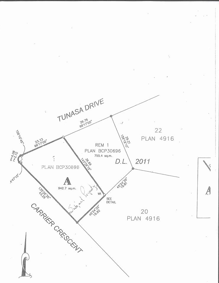 Lot A Tunasa Drive, Fraser Lake, MLS® # R2363796