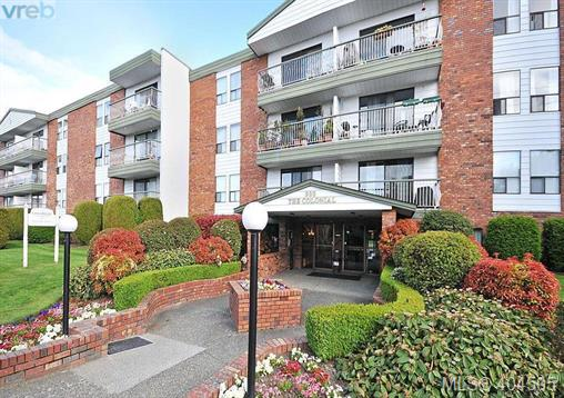 102 - 900 Tolmie Ave, Saanich East, MLS® # 404505